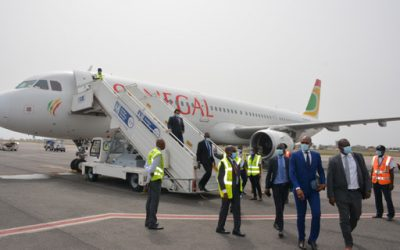 Air Sénégal à Douala et Libreville via Cotonou