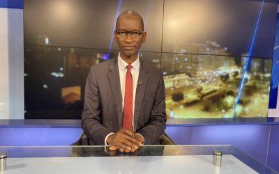 Ibrahima Kane, DG de Air Sénégal s'exprime sur le plateau du JT de 20H de la RTS