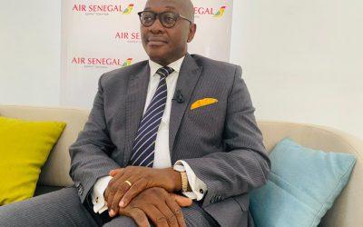Ernest Dikoum DMDP de Air Sénégal passe en revue les projets phares de la compagnie