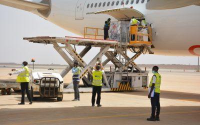 Transport vaccins : Air Sénégal a effectué le vol direct Beijing-Dakar