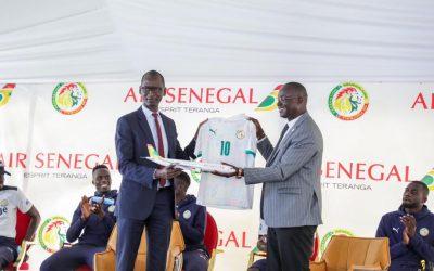 Air Sénégal, transporteur officiel des Lions du Sénégal
