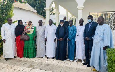 Ouverture de la ligne Dakar-New-York-Washington: Air Sénégal implique les familles  religieuses du Sénégal